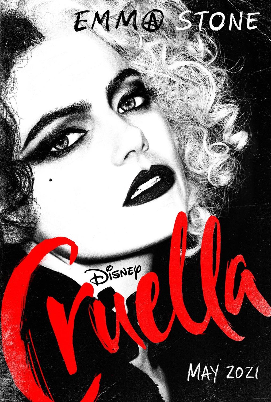 Cruella plakat