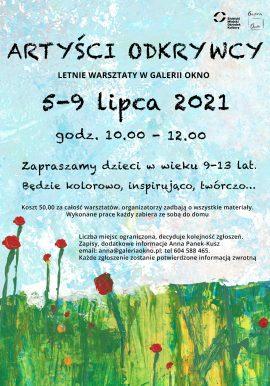 plakat akcja lato