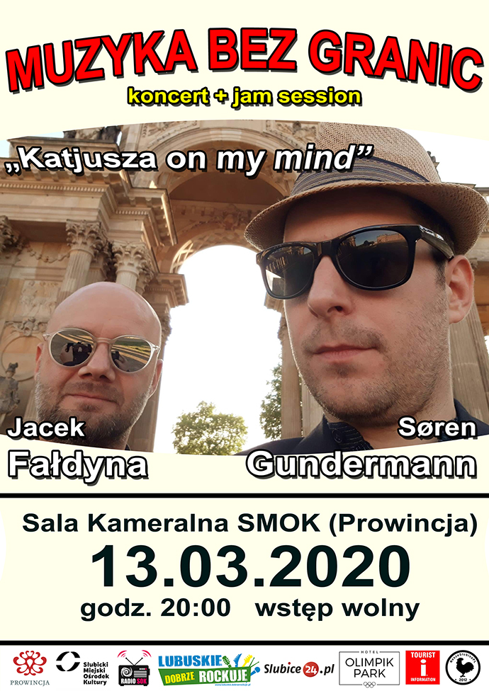 Søren Gundermann & Jacek Fałdyna